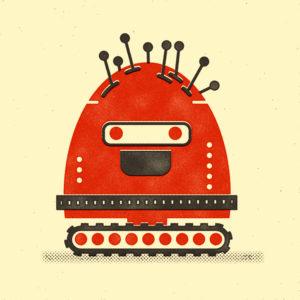 Robot-2-Misprint