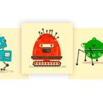 3-RobotsSmall-w-Border