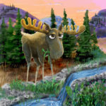 Moose-Web